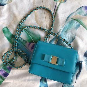 Salvatore Ferragamo mini vara bow bag